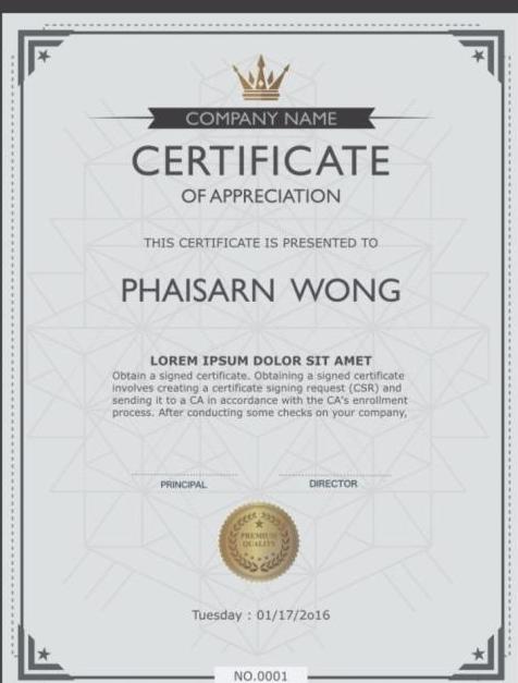 怎样申报产品荣誉认证证书?